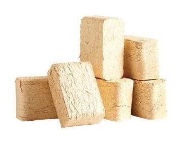 Billede af RUF træbriketter 10 kg, 960 kg